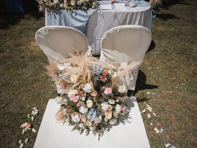 Il matrimonio di Fabio e Debora a Fontaneto d'Agogna, Novara 52