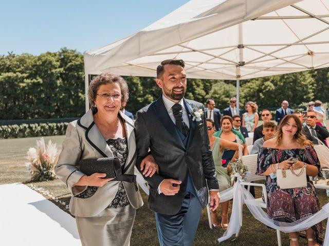 Il matrimonio di Fabio e Debora a Fontaneto d'Agogna, Novara 54