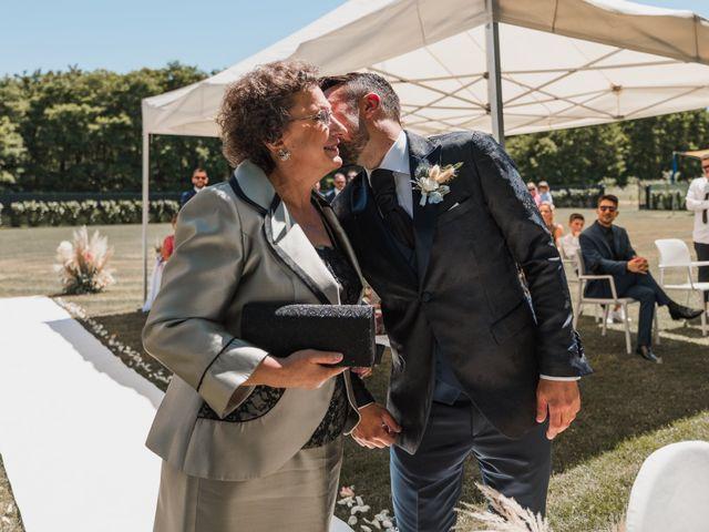 Il matrimonio di Fabio e Debora a Fontaneto d'Agogna, Novara 55