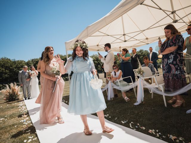 Il matrimonio di Fabio e Debora a Fontaneto d'Agogna, Novara 58