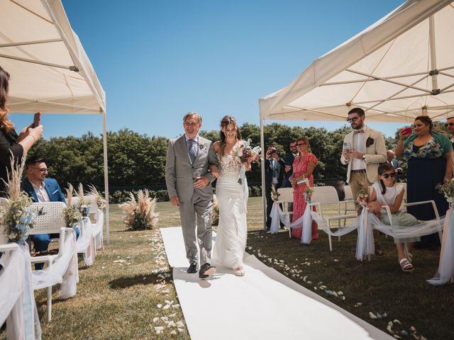 Il matrimonio di Fabio e Debora a Fontaneto d'Agogna, Novara 60
