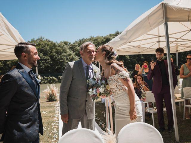 Il matrimonio di Fabio e Debora a Fontaneto d'Agogna, Novara 61