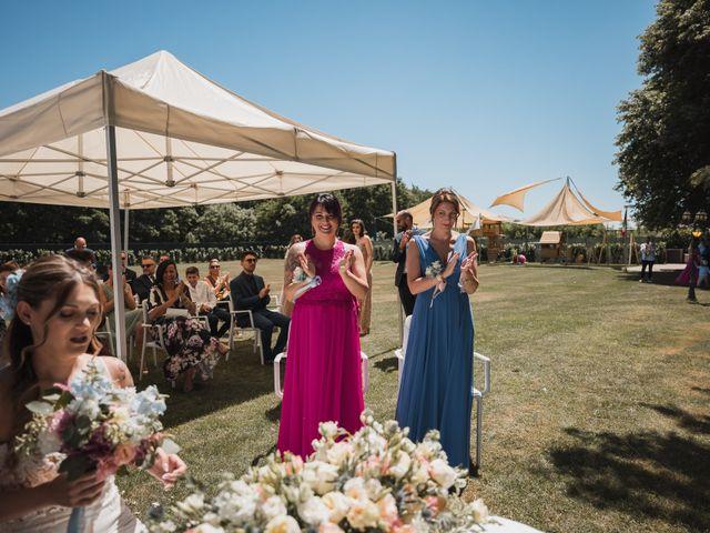 Il matrimonio di Fabio e Debora a Fontaneto d'Agogna, Novara 62