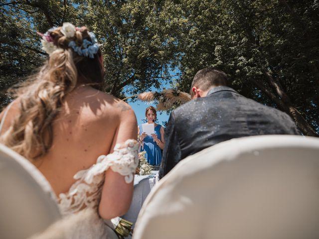 Il matrimonio di Fabio e Debora a Fontaneto d'Agogna, Novara 63