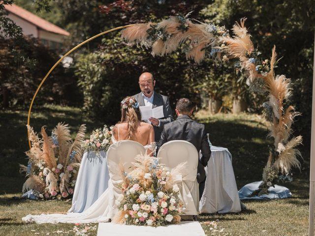 Il matrimonio di Fabio e Debora a Fontaneto d'Agogna, Novara 65