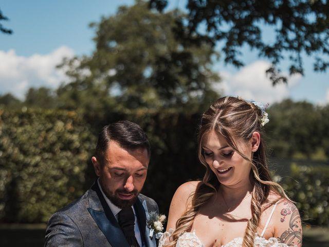 Il matrimonio di Fabio e Debora a Fontaneto d'Agogna, Novara 67