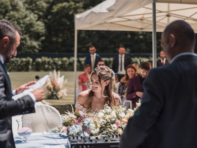Il matrimonio di Fabio e Debora a Fontaneto d'Agogna, Novara 69