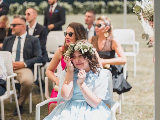 Il matrimonio di Fabio e Debora a Fontaneto d'Agogna, Novara 70