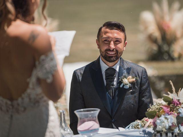 Il matrimonio di Fabio e Debora a Fontaneto d'Agogna, Novara 72