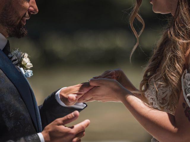 Il matrimonio di Fabio e Debora a Fontaneto d'Agogna, Novara 74
