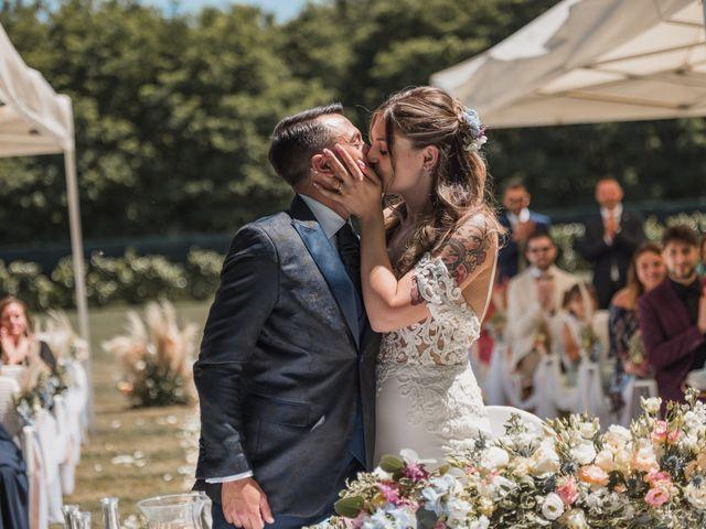 Il matrimonio di Fabio e Debora a Fontaneto d'Agogna, Novara 76