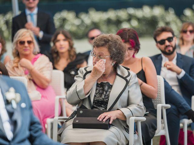 Il matrimonio di Fabio e Debora a Fontaneto d'Agogna, Novara 77