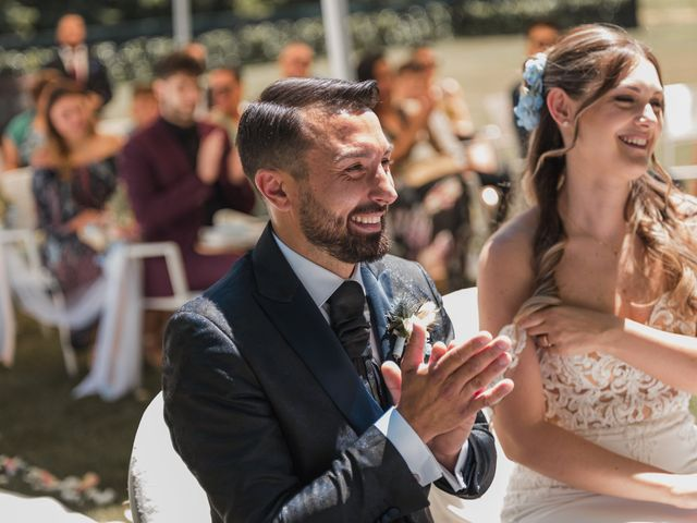 Il matrimonio di Fabio e Debora a Fontaneto d'Agogna, Novara 79