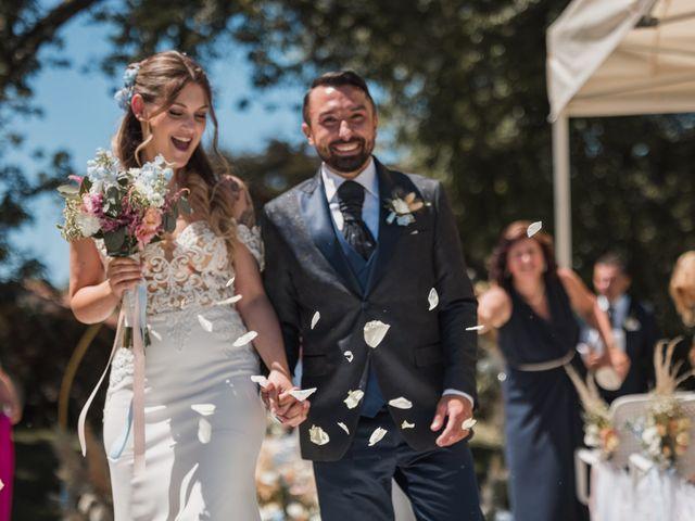 Il matrimonio di Fabio e Debora a Fontaneto d'Agogna, Novara 80