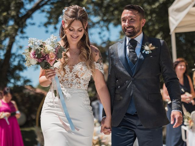 Il matrimonio di Fabio e Debora a Fontaneto d'Agogna, Novara 81