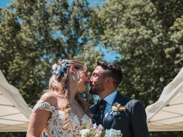 Il matrimonio di Fabio e Debora a Fontaneto d'Agogna, Novara 82