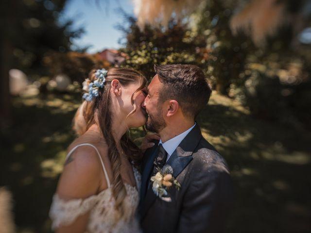 Il matrimonio di Fabio e Debora a Fontaneto d'Agogna, Novara 85