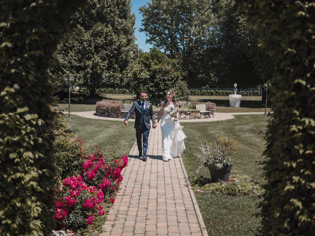 Il matrimonio di Fabio e Debora a Fontaneto d'Agogna, Novara 86