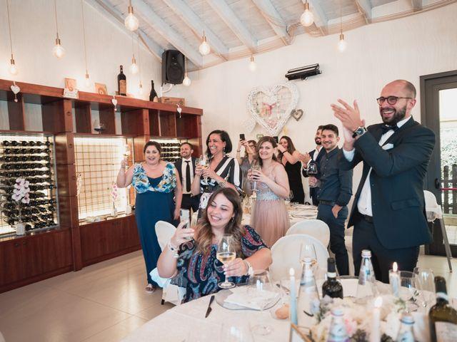 Il matrimonio di Fabio e Debora a Fontaneto d'Agogna, Novara 87