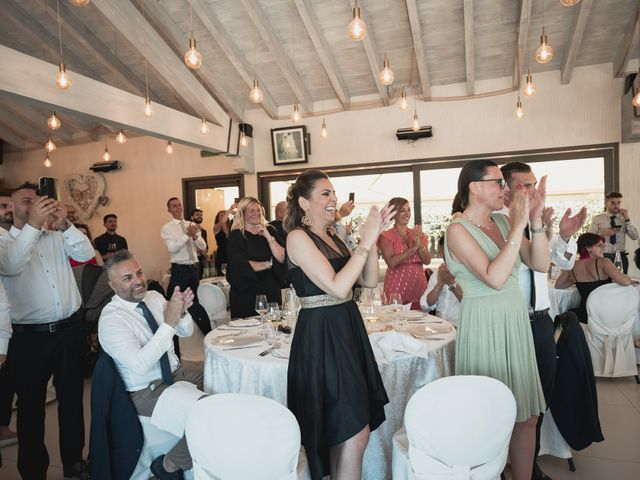 Il matrimonio di Fabio e Debora a Fontaneto d'Agogna, Novara 88