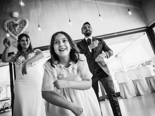 Il matrimonio di Fabio e Debora a Fontaneto d'Agogna, Novara 89