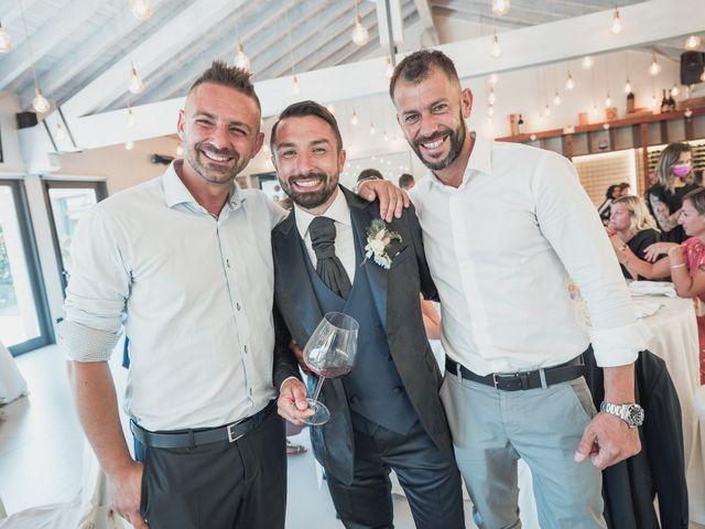 Il matrimonio di Fabio e Debora a Fontaneto d'Agogna, Novara 91
