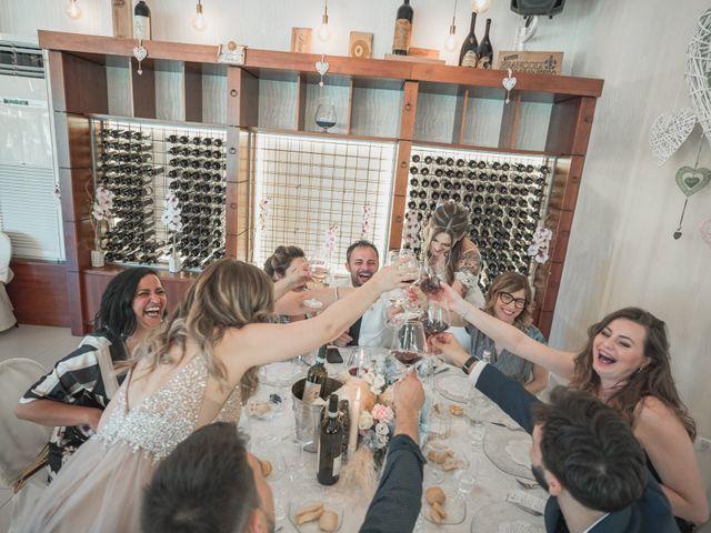 Il matrimonio di Fabio e Debora a Fontaneto d'Agogna, Novara 92