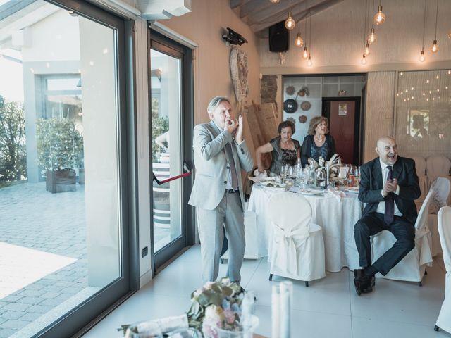 Il matrimonio di Fabio e Debora a Fontaneto d'Agogna, Novara 93