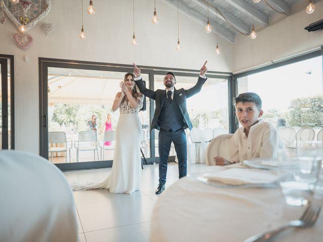 Il matrimonio di Fabio e Debora a Fontaneto d'Agogna, Novara 95