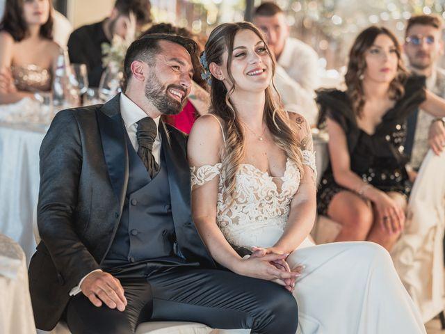 Il matrimonio di Fabio e Debora a Fontaneto d'Agogna, Novara 103