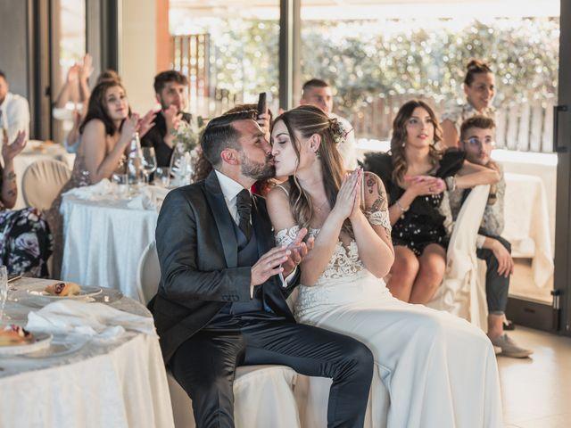 Il matrimonio di Fabio e Debora a Fontaneto d'Agogna, Novara 105