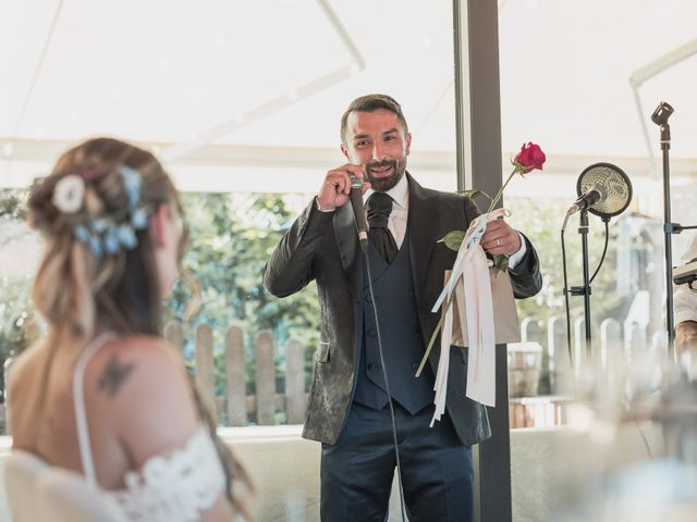 Il matrimonio di Fabio e Debora a Fontaneto d'Agogna, Novara 107