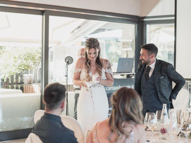 Il matrimonio di Fabio e Debora a Fontaneto d'Agogna, Novara 108