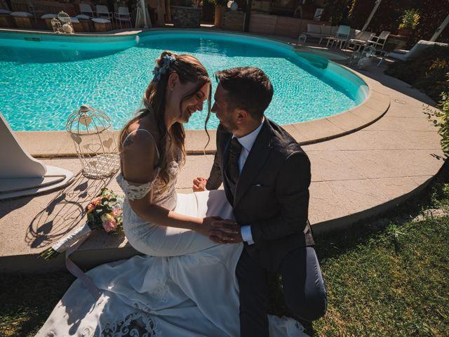 Il matrimonio di Fabio e Debora a Fontaneto d'Agogna, Novara 110