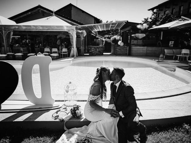 Il matrimonio di Fabio e Debora a Fontaneto d'Agogna, Novara 112
