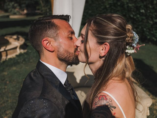 Il matrimonio di Fabio e Debora a Fontaneto d'Agogna, Novara 115