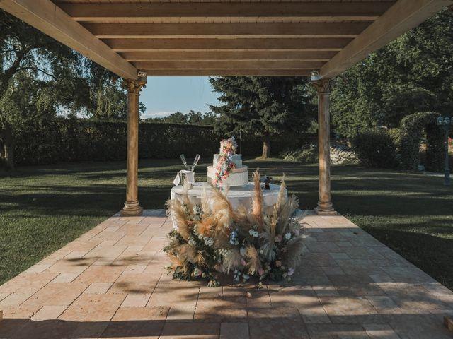 Il matrimonio di Fabio e Debora a Fontaneto d'Agogna, Novara 118