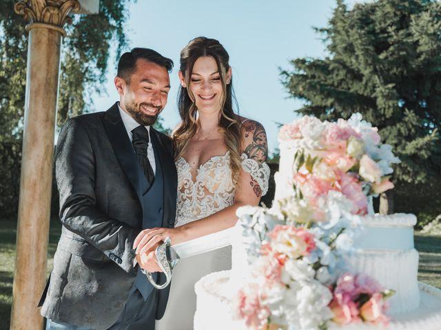 Il matrimonio di Fabio e Debora a Fontaneto d'Agogna, Novara 119