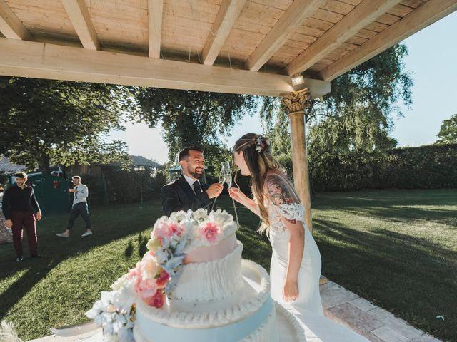 Il matrimonio di Fabio e Debora a Fontaneto d'Agogna, Novara 120