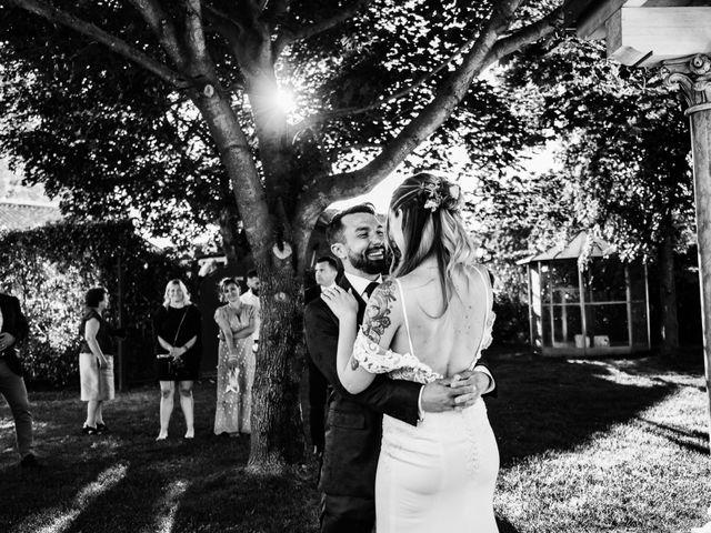 Il matrimonio di Fabio e Debora a Fontaneto d'Agogna, Novara 125