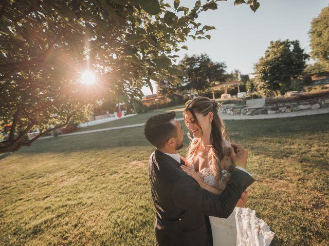Il matrimonio di Fabio e Debora a Fontaneto d'Agogna, Novara 130