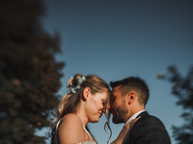 Il matrimonio di Fabio e Debora a Fontaneto d'Agogna, Novara 131