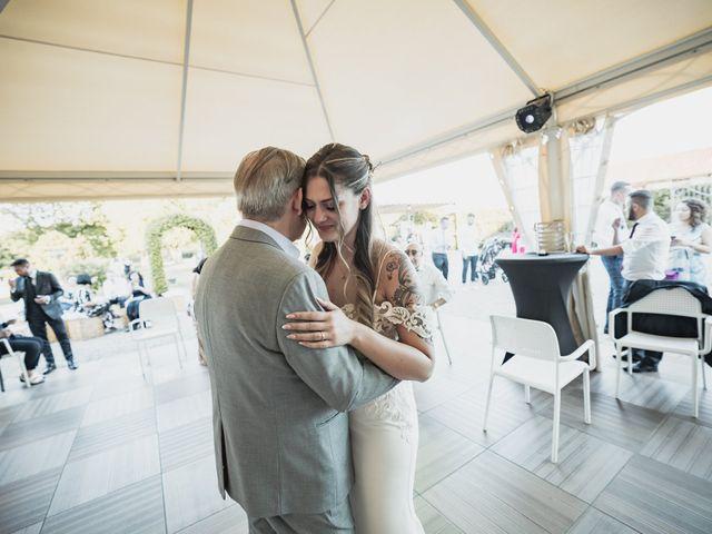 Il matrimonio di Fabio e Debora a Fontaneto d'Agogna, Novara 137