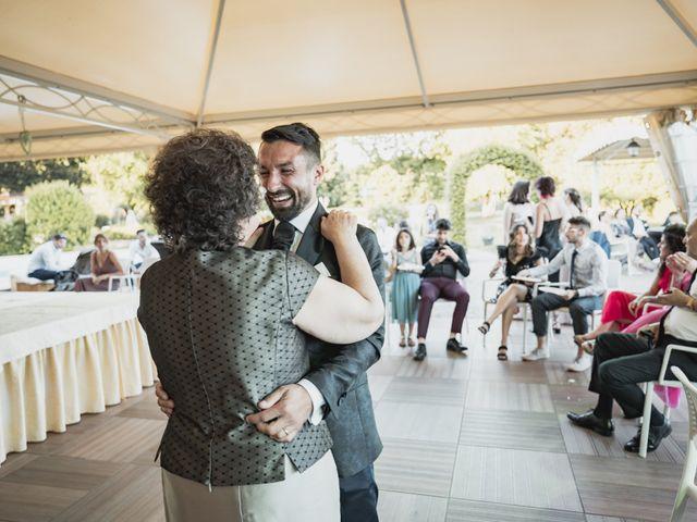 Il matrimonio di Fabio e Debora a Fontaneto d'Agogna, Novara 140
