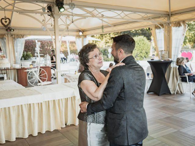 Il matrimonio di Fabio e Debora a Fontaneto d'Agogna, Novara 141