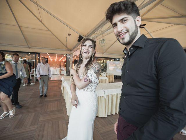 Il matrimonio di Fabio e Debora a Fontaneto d'Agogna, Novara 144