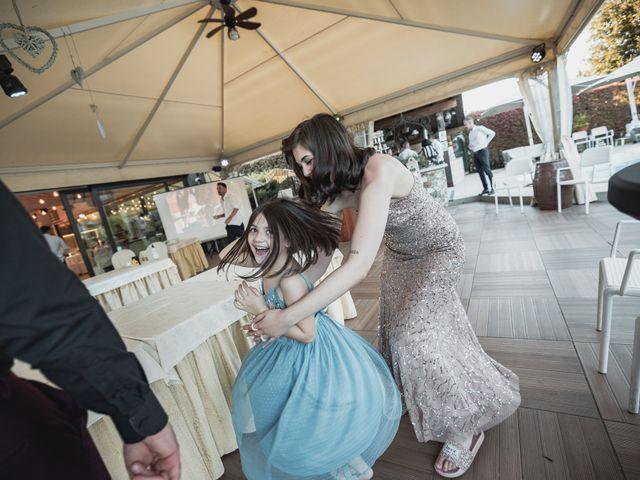 Il matrimonio di Fabio e Debora a Fontaneto d'Agogna, Novara 145