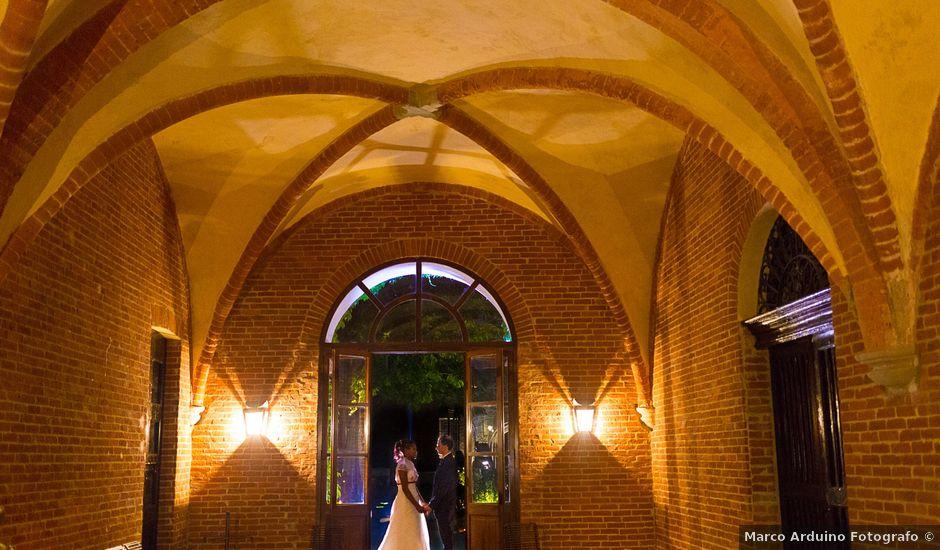 Il matrimonio di Nicolò e Sirlene a Vercelli, Vercelli