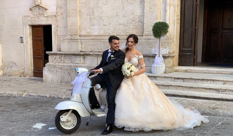 Il matrimonio di Egidio e Alessia a Massa Martana, Perugia