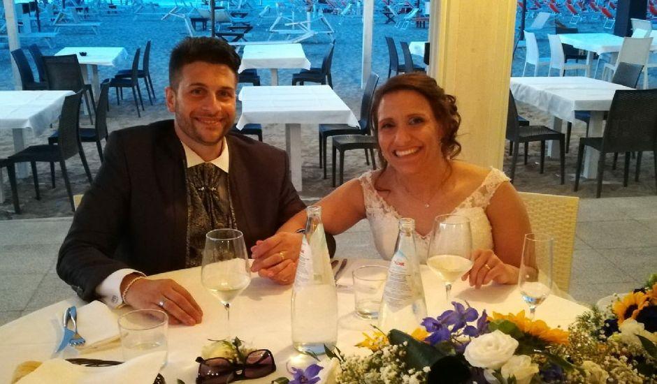 Il matrimonio di Ferdinando e Chiara a Rimini, Rimini